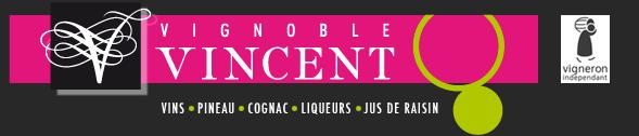 Vignoble Vincent Logo