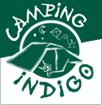 logo camping indigo