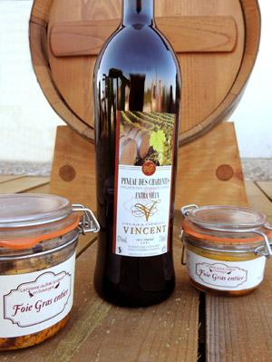 Pineaux Vignoble Vincent