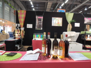Vignoble Vincent au SALON DE NANTES