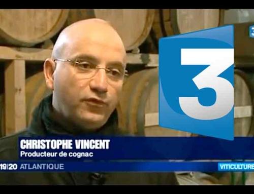 Interview  Christophe Vincent sur France 3 :  la distillation sur l'Ile d'Oléron