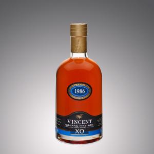 COGNAC-XO-1986 Vignoble Vincent