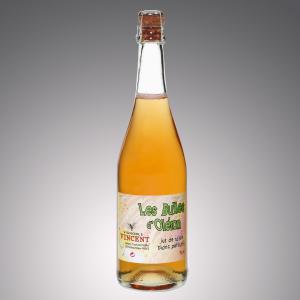 jus de raisin d'oléron pétillant Vignoble-Vincent