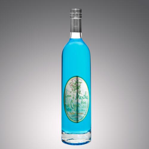Liqueur au cognac Vignoble Vincent aromatisée menthe