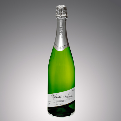 vin pétillant tradition blanc brut