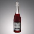 vin pétillant bulles d'ange rouge Vignoble-Vincent