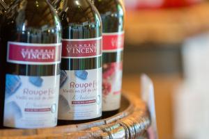 vins rouge Vignoble-Vincent