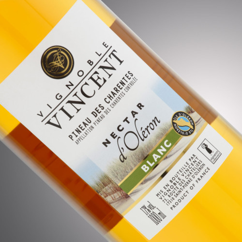 PINEAU NECTAR BLANC 1 l Vignoble Vincent
