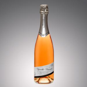 vin pétillant tradition rosé demi-sec Vignoble-Vincent