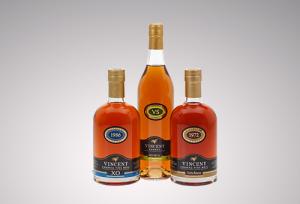 gamme Cognac Vignoble Vincent