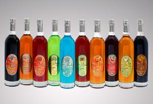 gamme liqueurs au cognac Vignoble Vincent