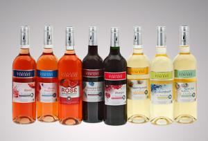 gamme vins charentais Vignoble Vincent