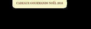 cadeaux gourmands Vignoble Vincent Noël 2016