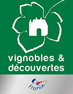 logo vignoble et découverte