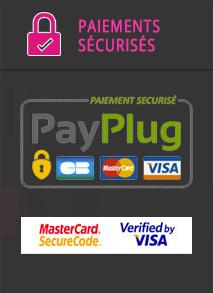 paiements sécurisé Payplug
