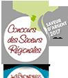 médaille d'argent concours des saveur régionial